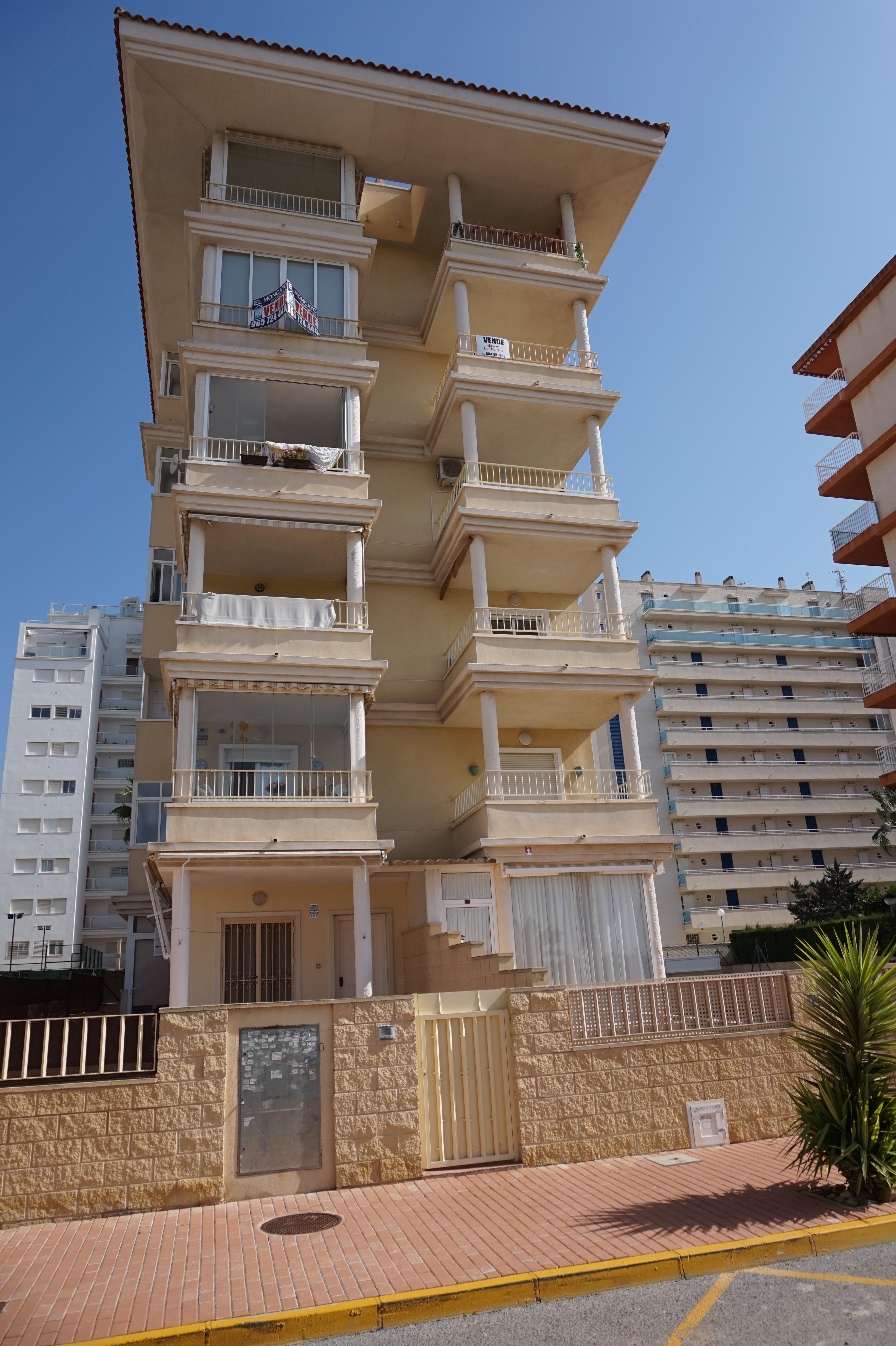 Apartamento en Guardamar
